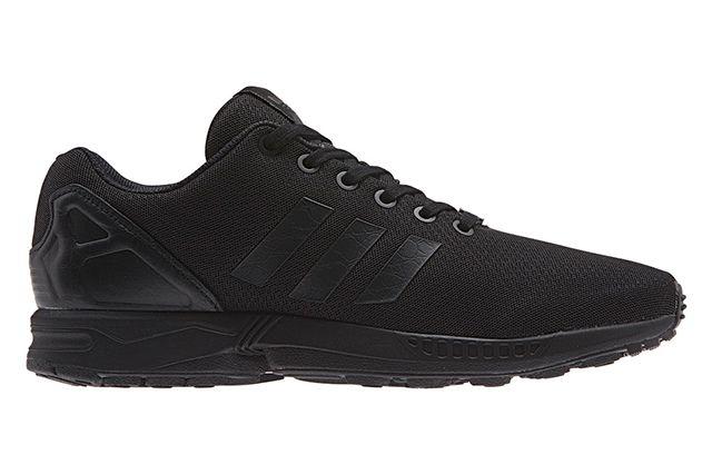 Adidas Originals Zx Flux Black Elements Pack 2