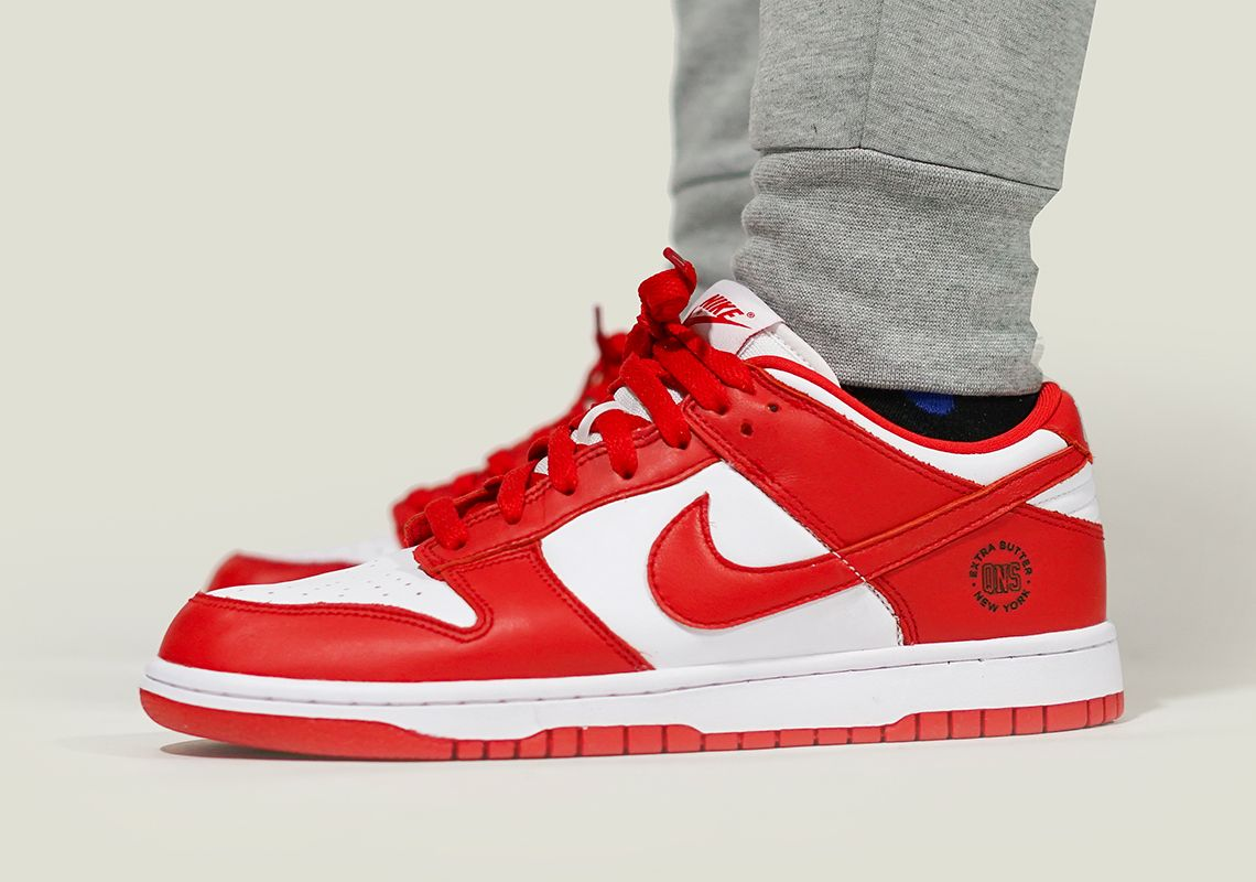 Nike Dunk Low 'St. Johns'