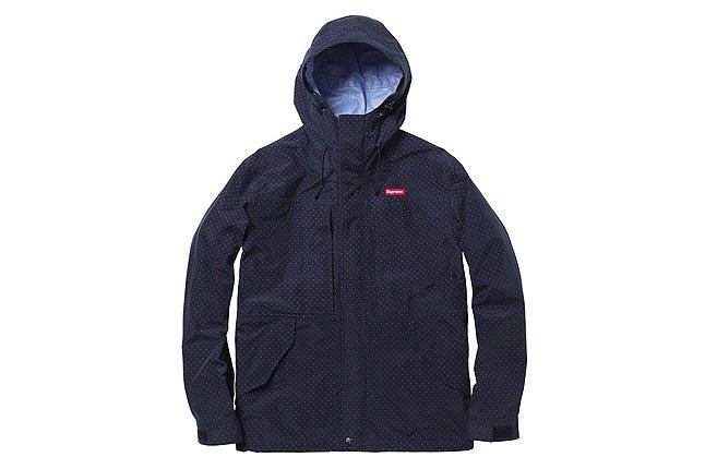 Supreme Pin Dot Jacket 1