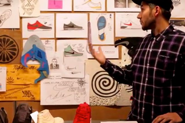 Brian Anderson Nike Sb Project Ba 7