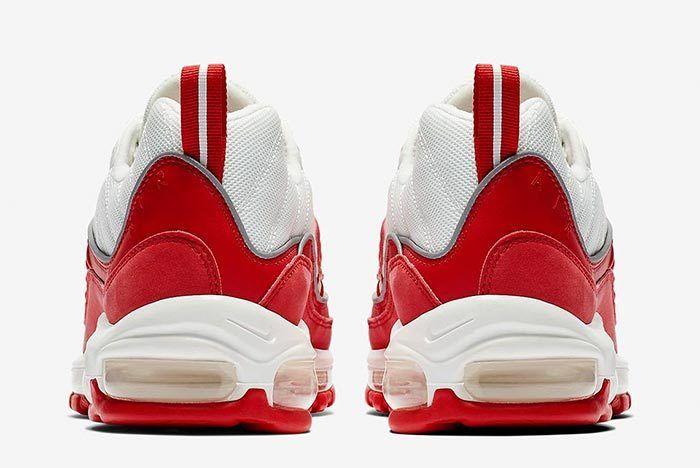 Nike Air Max 98 University Red4