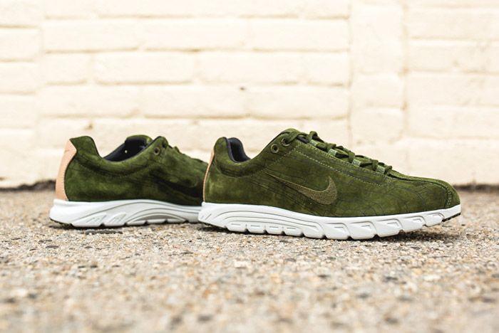 Nike Mayfly Leather Prm Legion Green 7