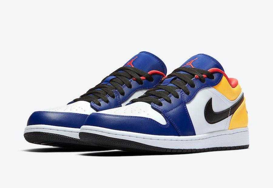Air Jordan 1 Low Angled