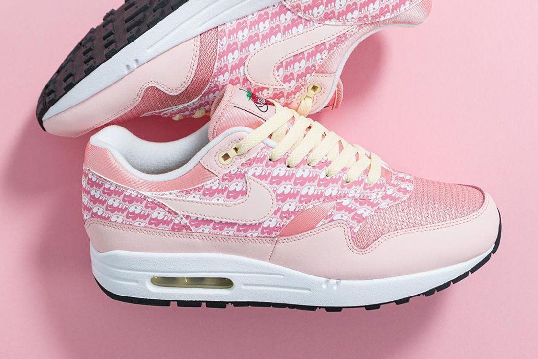 Where to Buy the Nike Air Max 1 'Strawberry Lemonade' - Sneaker ...