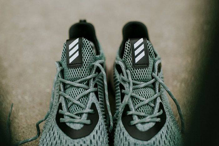 Adidas Alphabounce Trace Green 6