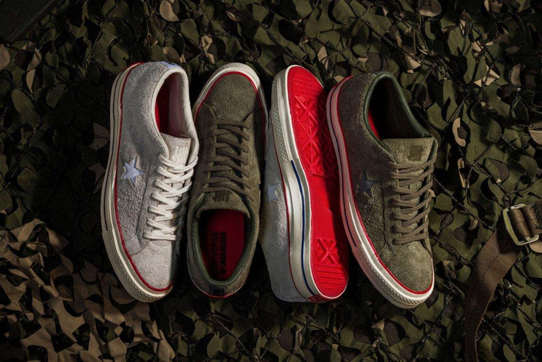 Converse Undefeated One Star Suede 11