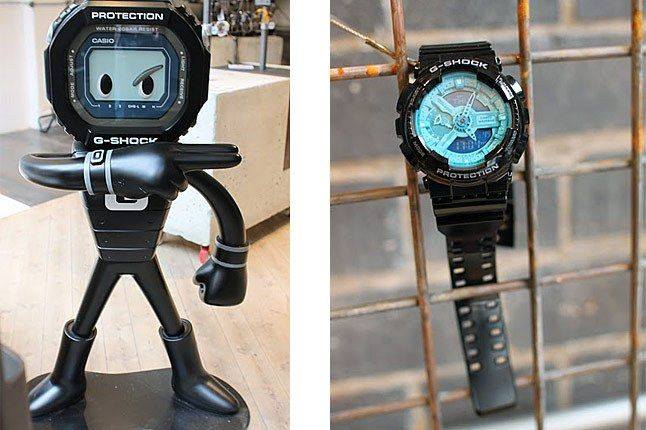 G Shock East London Store Opening 11 1