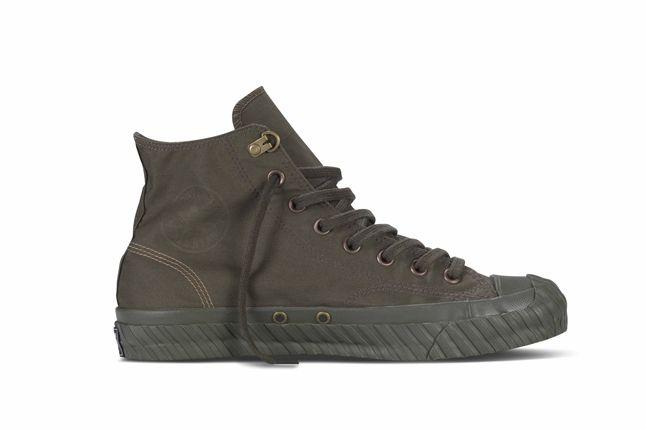 Nigel Cabourn Converse Bosey Boot Profile 1