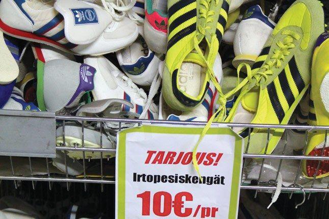 Vintage Sneakers Scandinavia 53 1