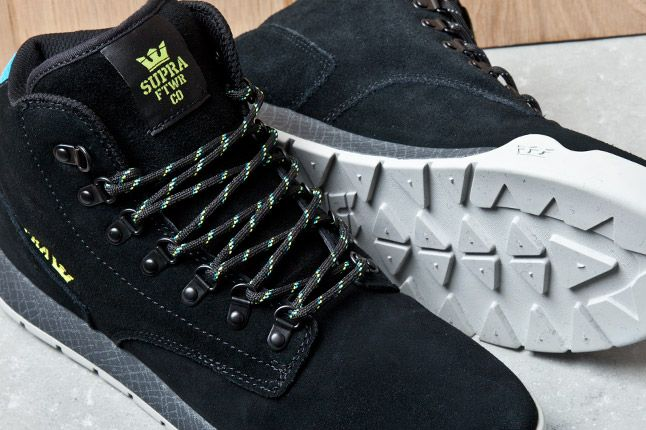 Supra Footwear Backwoods Trail Boot 1