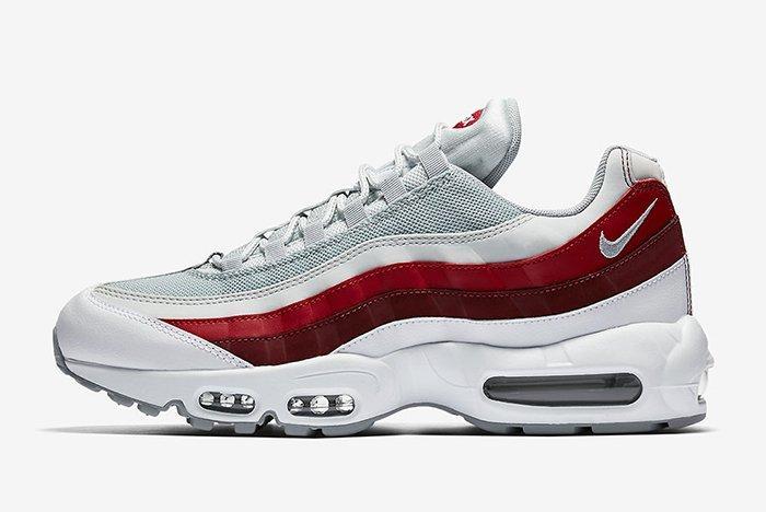 Nike Air Max 95 Team Red 1