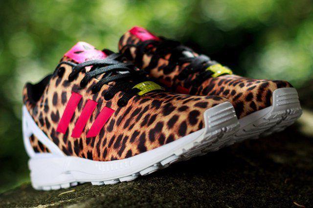 Adidas Flux Leopard 5