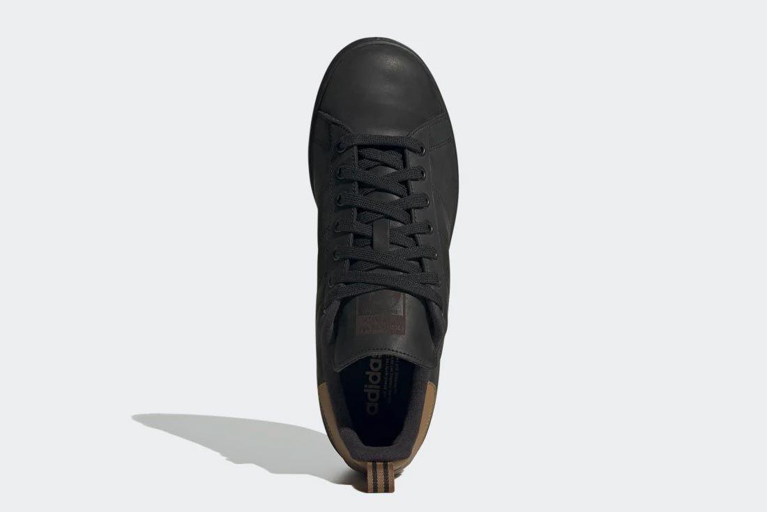 adidas Stan Smith Core Black/Raw Desert