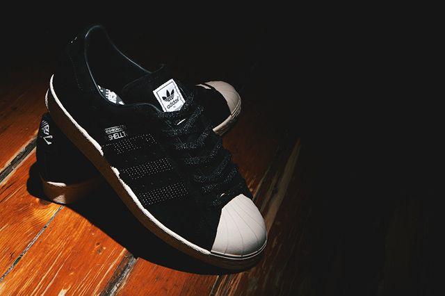 Adidas Originals X Neighborhood Fw14 Shelltoes 6
