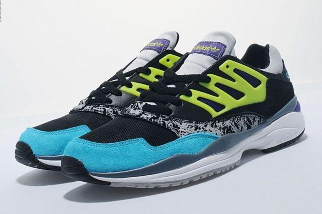 Adidas Originals Size Torsion Allegra Blue Toe 2