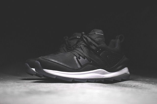Puma Blaze Swift Tech Black White 4