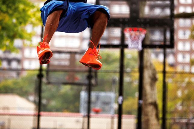 K1X Anti Gravity Orange Jump 1