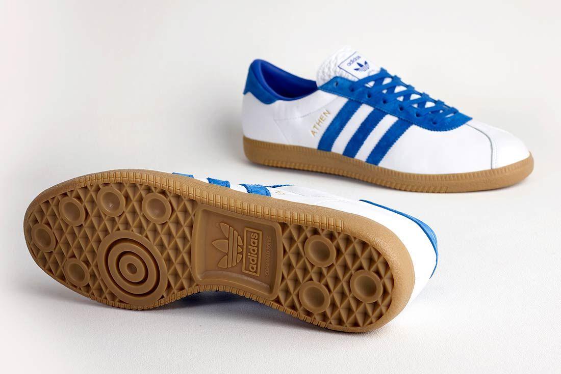 Adidas Athen Size Exclusive Whiteblue 4