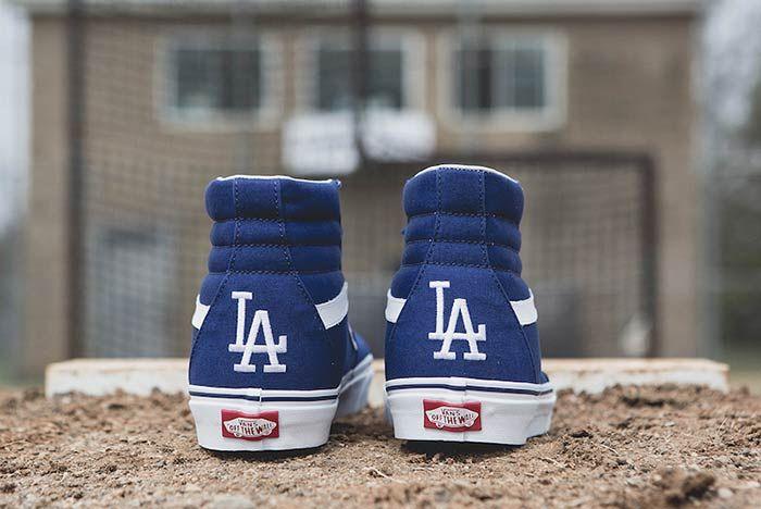 Mlb X Vans Dodgers Pack 5
