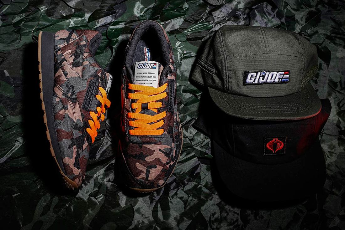 Shoe Palace X Reebok Gi Joe Classic 6