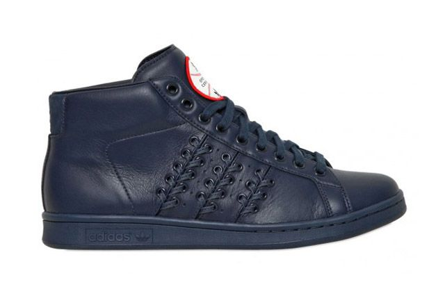 Adidas By Opening Ceremony Baseball Stan Smith Blk Sideview