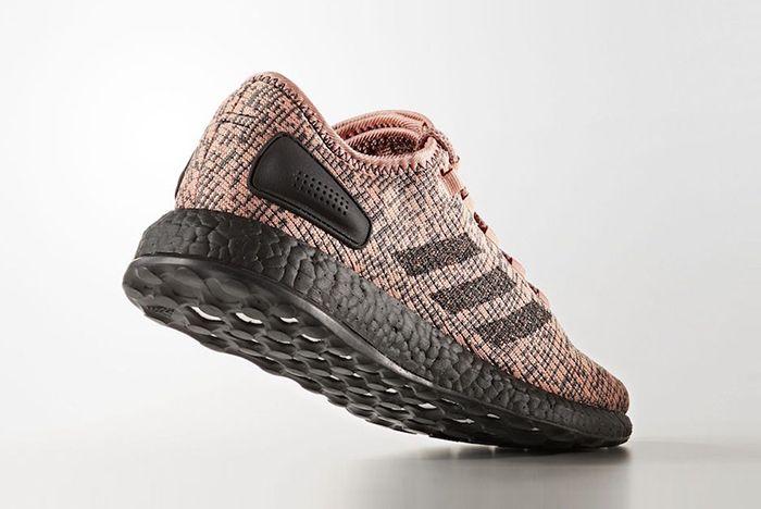 Adidas Pureboost Salmon 3