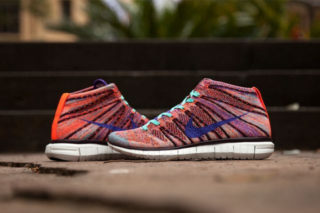 Nike Free Flyknit Chukka October Releases 6