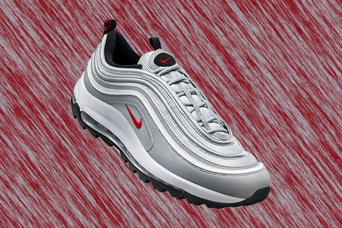 Nike Air Max 97 Golf Front Angle