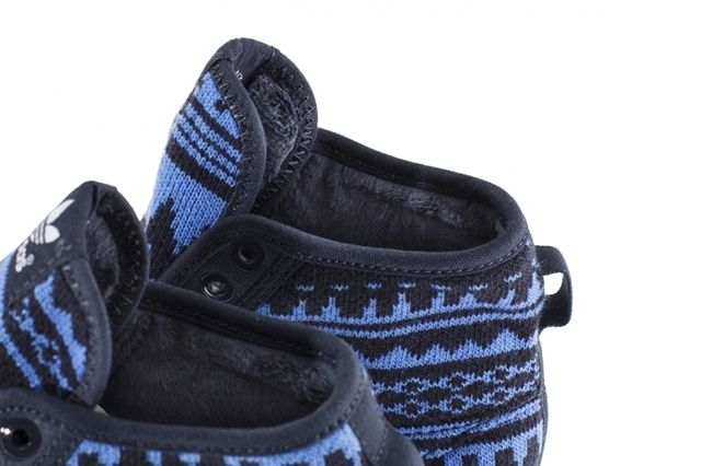 Adidas Originals Honey Hook Blast Blue Heels