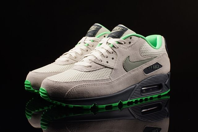 Nike Am 90 Poison Green Bumper 4