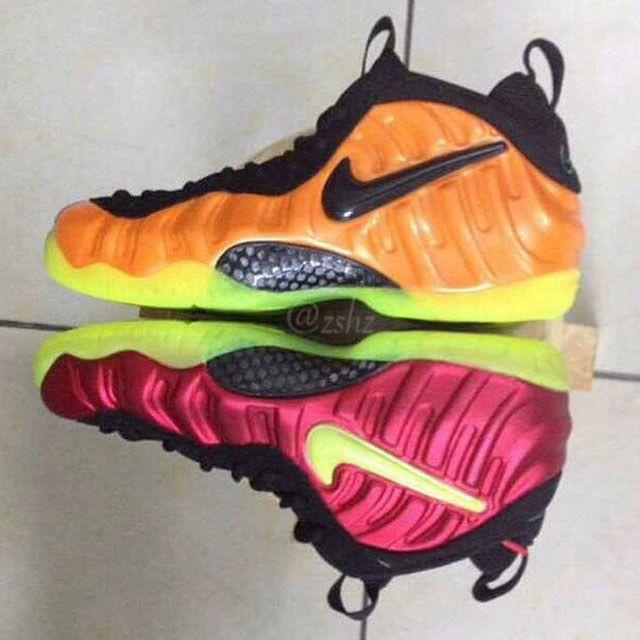Nike Air Foamposite 1 Fruit Salad 3
