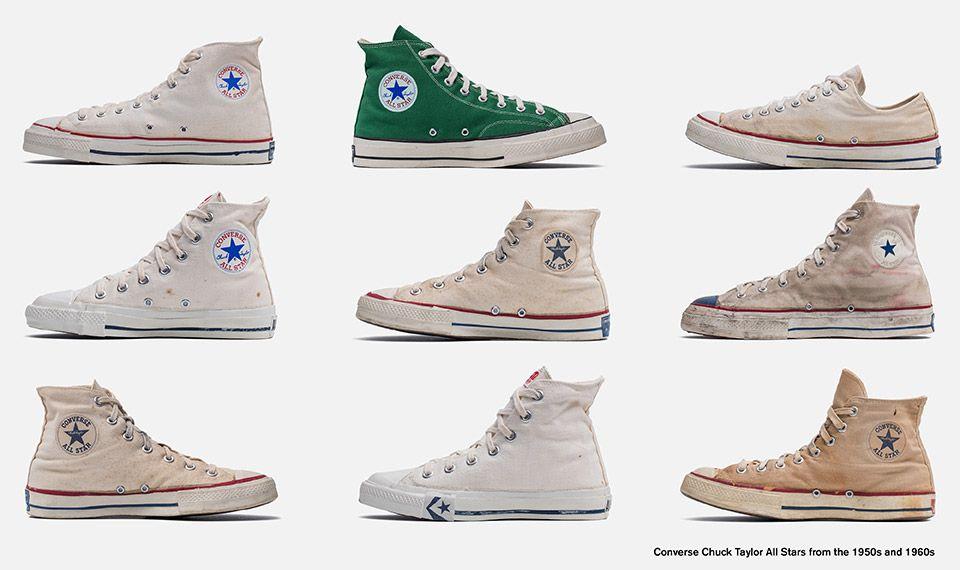 Converse Basketball History Web7