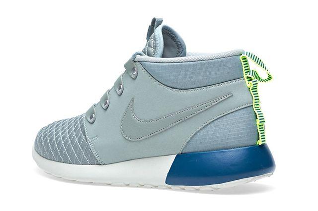 Nike Roshe Run Mid Sneakerboot 2014 Preview