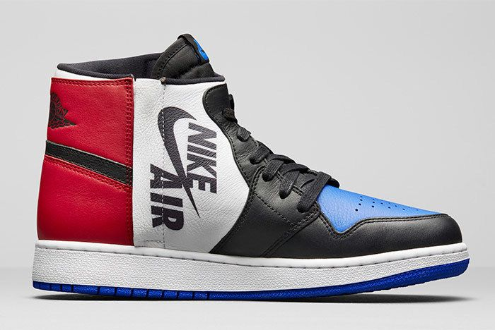 Air Jordan 1 Rebel Top 3 3