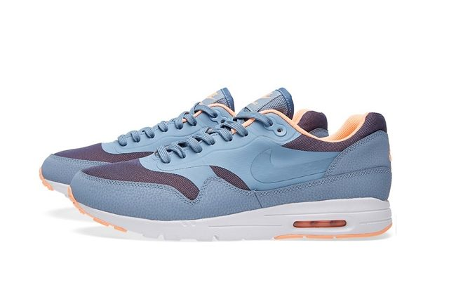 Nike Air Max 1 Ultra Moire Coll Blue Sunset Glow 1