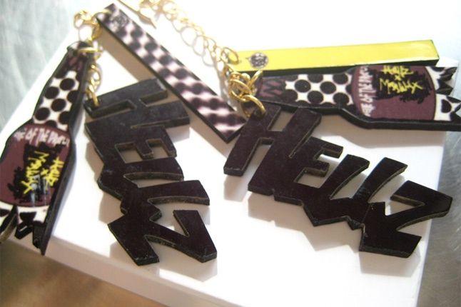Hellz Bellz Miss Wax Name Chain 1