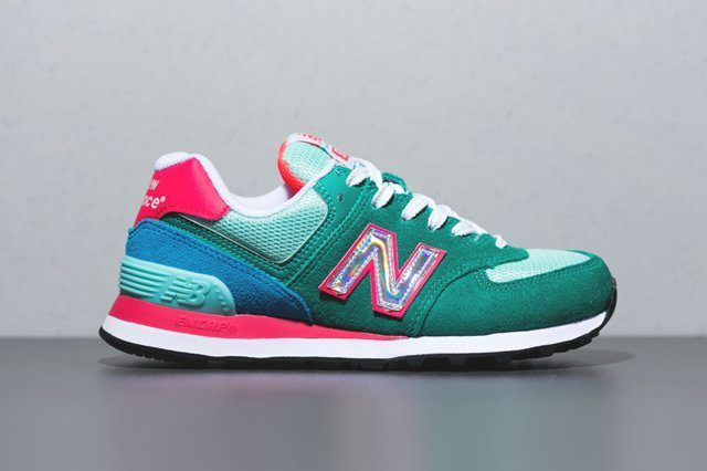 New Balance 574 Hologram Pack 5