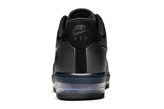 Nike Air Force 1 Foamposite Max Black Friday Heel 1