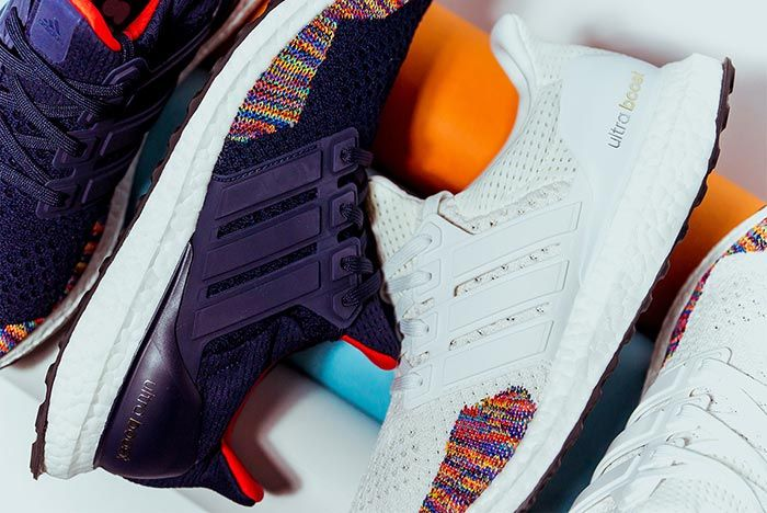 Adidas Ultra Boost Multi Colour 3