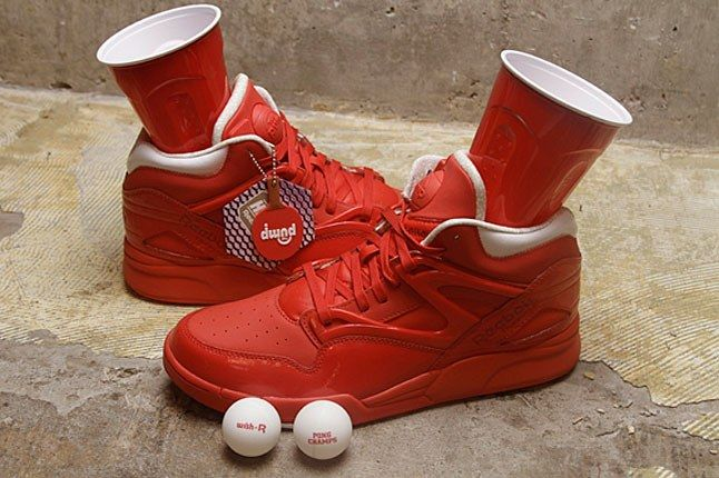 Wish Atlanta Reebok Pump 1