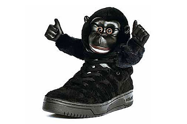 Jeremy Scott Gorilla Adidas 2 1