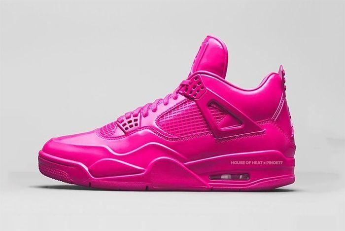 Jordan 4 Pink