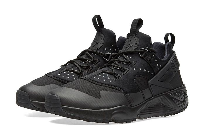 Nike Air Huarache Utility Black 5