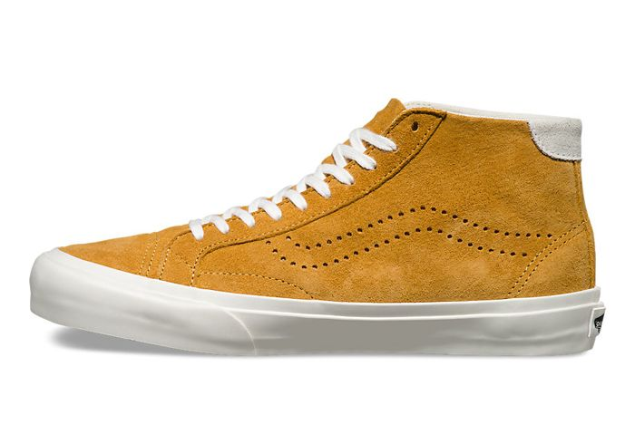 Vans Court Mid Dx Pig Suede Pack9