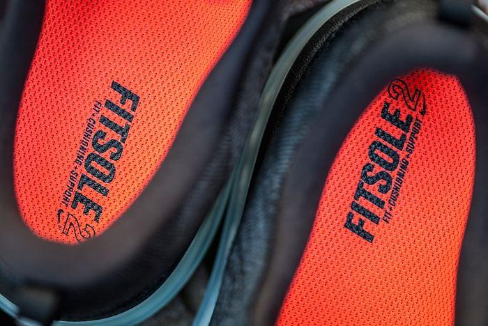 Nike Flyknit Max Black Dark Grey 1