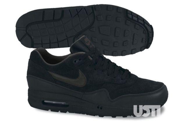 Nike Air Max 1 2013 Black On Black 1