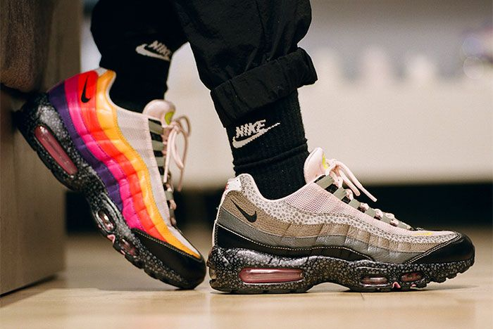 Size Nike Air Max 95 Right 3