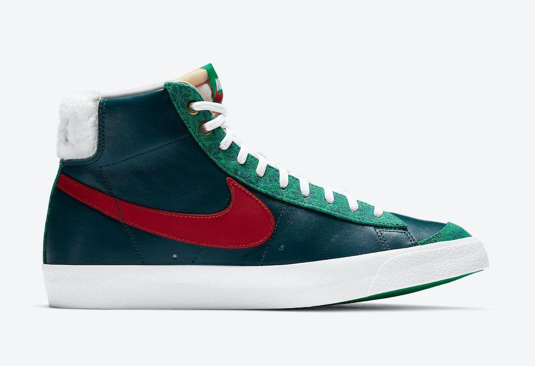 Nike Blazer Mid 'Christmas'