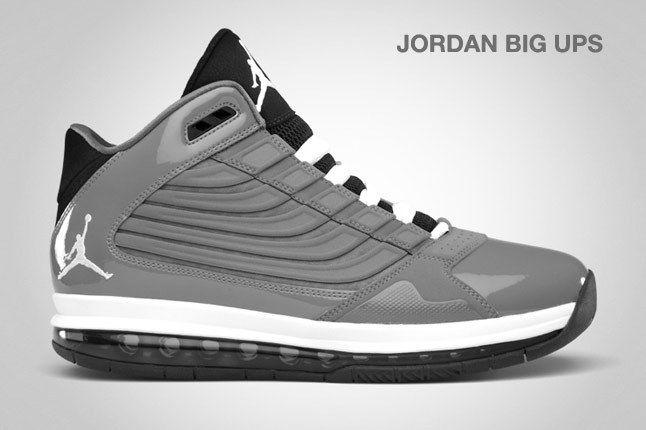 Jordan Big Ups 1