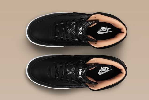 Nike Air Python Lux Black Top